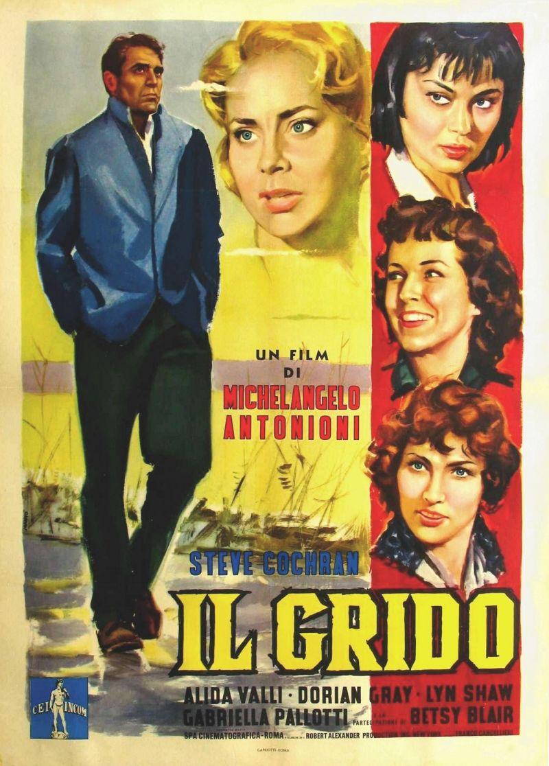 Film met Dante: Il Grido