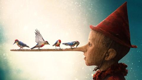 Film met Dante: Pinocchio